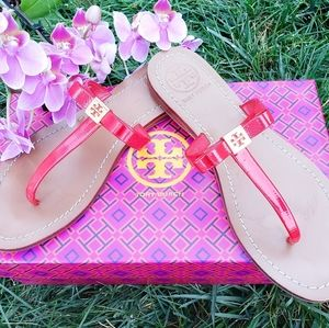 Tory Burch flat thongs